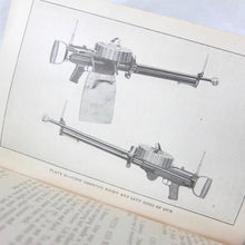 WW1 Aircraft Lewis Machine Gun Manual