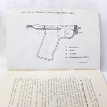 WW1 Lewis Machine Gun Manual (1918)