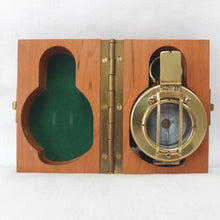 WW2 F. Barker Mk III Prismatic Military Compass (1945)