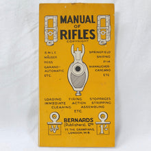 Manual of Rifles | Bernards c.1940