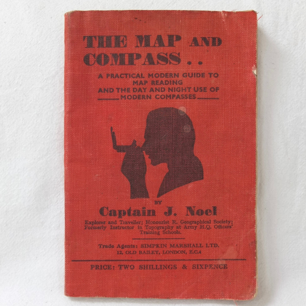 The Map and Compass (1940) | J. B. L. Noel