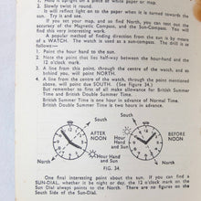 WW2 Map and Compass Reading (1943)