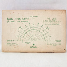 Map and Compass Reading (1943)