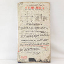 WW2 Canadian Army Map Reading Guide