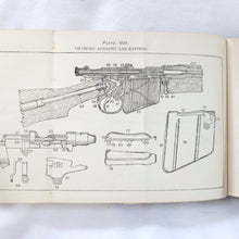 WW1 Lee Enfield Rifle Musketry Manual (1917)