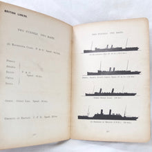 WW1 Naval Recognition Manual (1914) | Fred Jane