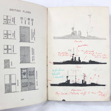 WW1 Naval Recognition Manual (1914)