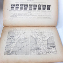 WW1 German Ships Naval Recognition Manual (1914)