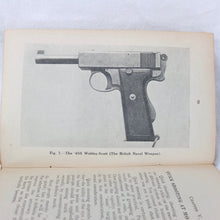The Automatic Pistol (1919) | J. B. L. Noel | Webley