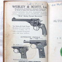 The Automatic Pistol (1919) | Capt. J. B. L. Noel
