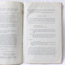 Notes on Trench Warfare For Field Artillery (1916)