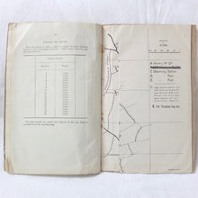 WW1 Trench Warfare Artillery Manual (1916)