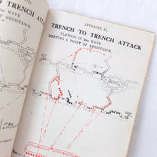 WW1 Trench Warfare Manual (1917) | Offensive Action
