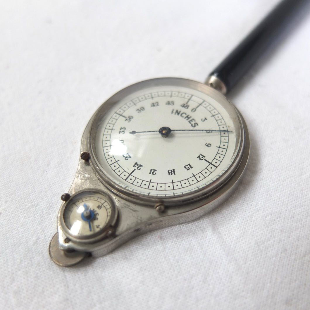 Antique Henri Chatelain Opisometer | Compass Library