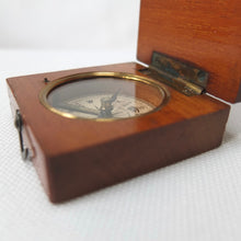 James Parkes Georgian Pocket Compass c.1840