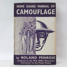 WW2 Home Guard Manual of Camouflage (1942) | Roland Penrose