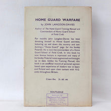 WW2 Roland Penrose Manual of Camouflage (1942)