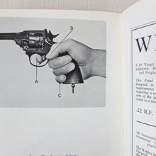 The Pistol in War (1940) | revolver handling