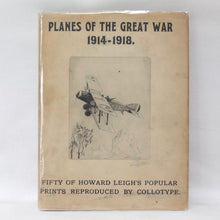 Planes of the Great War 1914-18 | Howard Leigh | Compass Library
