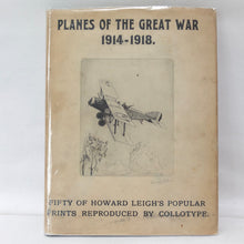 Planes of the Great War 1914-18