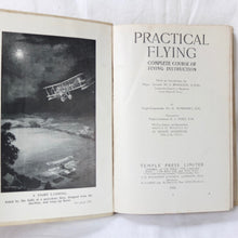 Practical Flying (1918) | WW1 RAF Flying manual