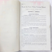 RAF Flying Training Manual (1923)