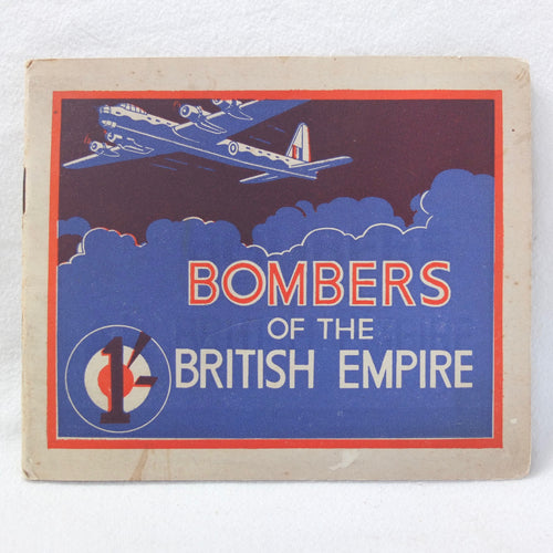 WW2 RAF Bomber Recognition Manual (1942)