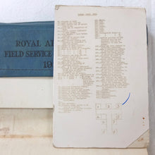 RAF Field Service Pocket Book (1924)