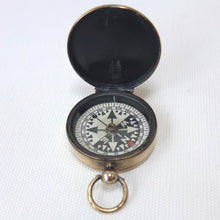 Francis Barker Hunter cased 'RGS' Pocket Compass