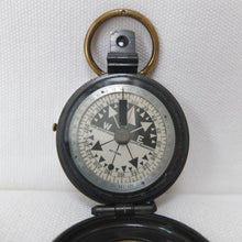 Antique Thomas Armstrong Night Marching Compass c.1880