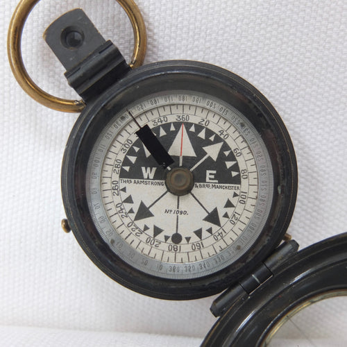 Thomas Armstrong Prismatic Marching Compass c.1880