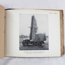 WW2 Air Ministry Secret Radar Manual | Mobile Unit