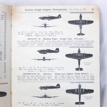WW2 Raid Spotter's Note Book (1942)