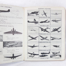 WW2 Aircraft and Raid Spotter's Note Book (1942)