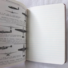 WW2 Raid Spotter's Note Book (1941)
