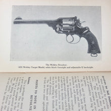 WW1 How to Shoot with a Revolver | Webley .455