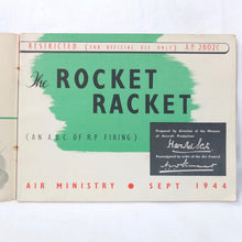 The Rocket Racket | Air Ministry Manual (1944)