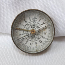 Ross & Co., London, pocket compass | Dial