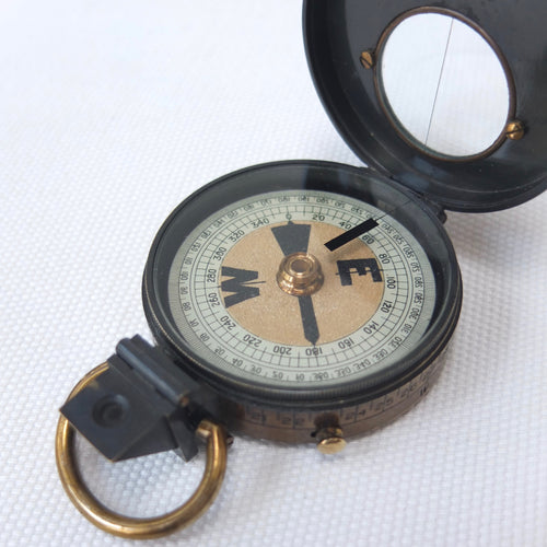 WW1 Ross & Co. Service Compass | Verner's MK VI