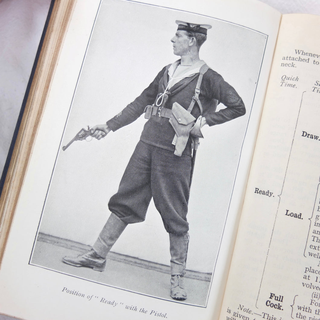 Royal Naval handbook of Field training 1926 | Compass Library