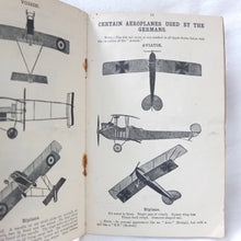 RFC Silhouettes of Aeroplanes (1915)