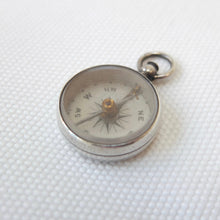 Victorian Silver Compass, Lewis Nightingale, London 1897