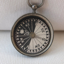 Singer's Patent Pocket Compass 1868