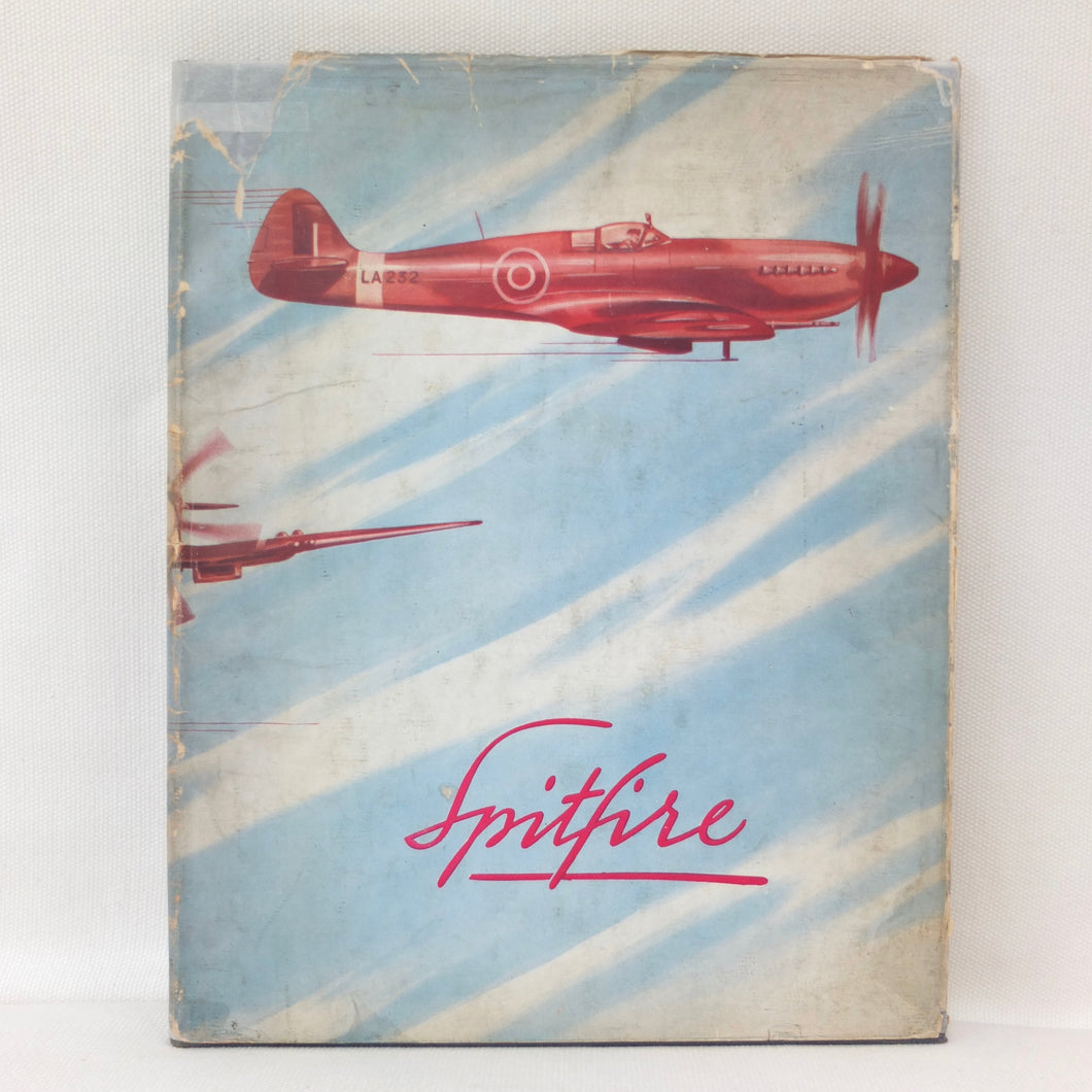 Spitfire (1946) | Fully illustrated account of the Spitfire at war