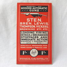 WW2 Sten Gun Manual | Bernards (1940) | Compass Library