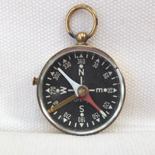 Vintage Stesco Pocket Compass c.1955