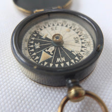 F. Barker Singer's Luminous Compass | close up