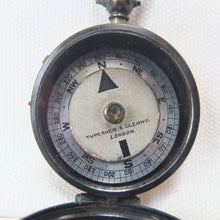 WW1 Thresher & Glenny Marching Compass