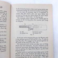 WW2 Thompson Submachine Gun Manual (1941)