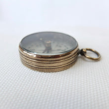 Vintage Transparent Pocket Compass c.1890-1930 | Compass Library